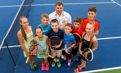 занятия большим теннисом в твери знакомство